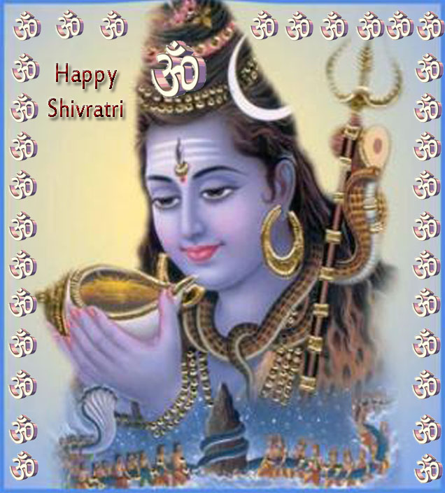 Happy Mahashivratri Scrap