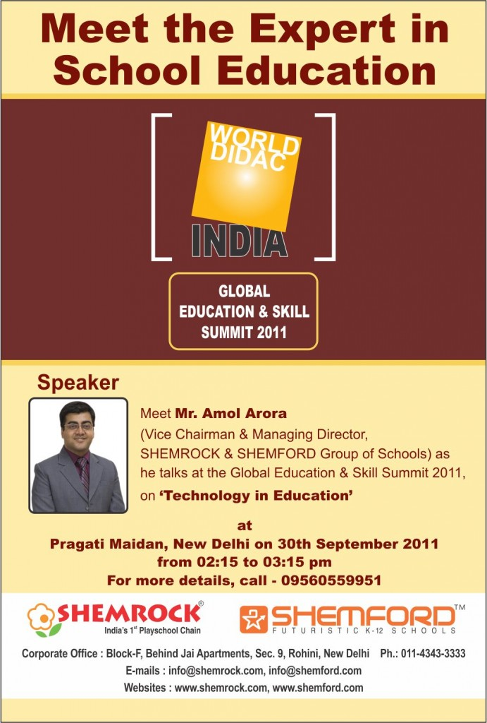 WORLDDIDAC INDIA