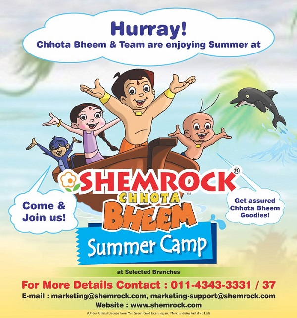 Chhota Bheem Summer Camp 2013