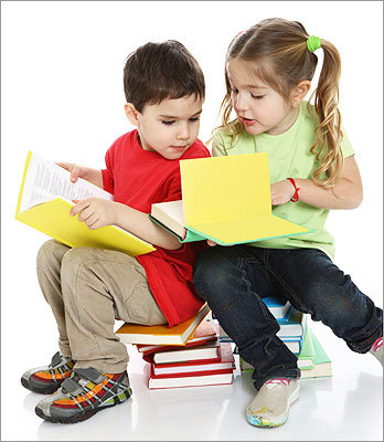 essay on reading habit in children