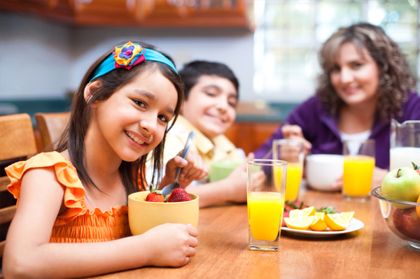 Best Foods for your child brains