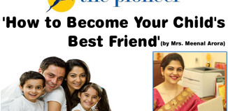 How to Be your Child's Best Friend?