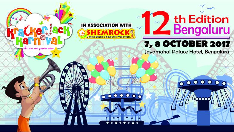 Krackerjack Karnival in Bengaluru
