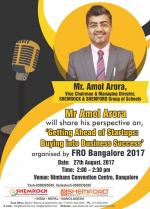 FRO Bangalore 2017